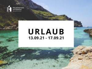 Read more about the article Urlaub September 2021