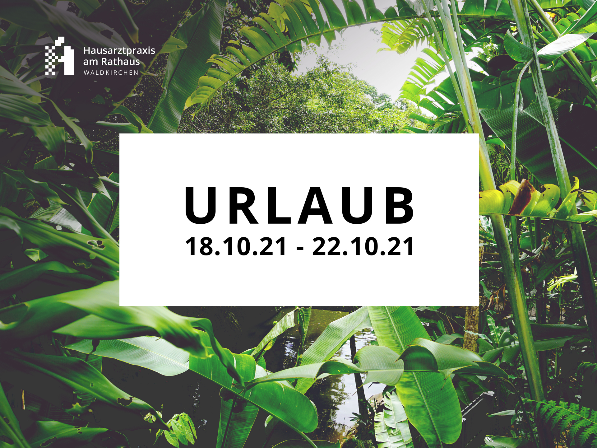 You are currently viewing Urlaub Oktober 2021
